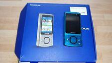 Nokia  Slide 6700 - Petrolblau (Ohne Simlock) Smartphone