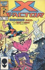 Marvel X-Factor 12 January 1987 Boom Boom Simonson