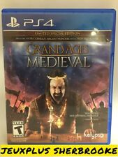 Grand Ages: Medieval Limited Special Edition (Sony PlayStation 4, 2015)