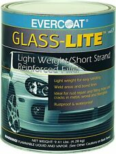 Fibre Glassevercoat FIB-639 Glass-lite, 1-gallon