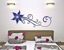 Floral Ornament III - Wall Decal Stickers