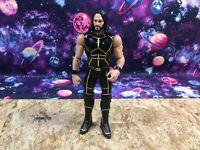 WWE Seth Rollins Action Figure Tough Talkers Mattel 2016 Wrestling Toys Pro-ID