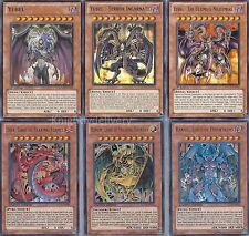 Authentic Yubel Final Deck - Yubel Terror - Uria - Hamon - 42 Cards + Bonus