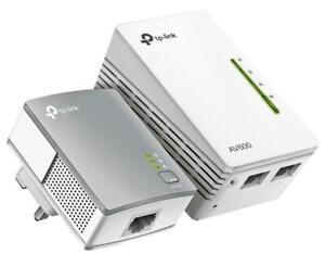 AV600 Powerline WiFi Kit - TP-LINK