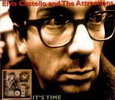 Elvis Costello It's time (1996, & The Attractions) [Maxi-CD]