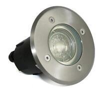 230V 7W LED Leuchte Bodeneinbaustrahler Bodo Aussen Terrasse Garten Spot IP67