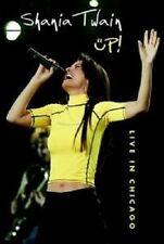 "SHANIA TWAIN ""UP LIVE IN CHICAGO"" DVD NEU"