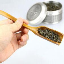Bamboo Coffee Matcha Tea Spoon Scoop Kitchen Utensil Set Wood Spoon