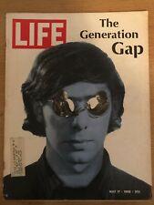 The Generation Gap Life Magazine, May 17, 1968