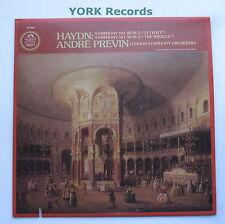 RL-32022 - HAYDN - Symphonies No 88 & 96 PREVIN London Symphony O - Ex LP Record