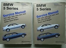 BMW 5 Series Vol 1 engine Vol 2 electric E39 Service Manual: 1997 - 2003