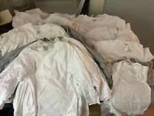 Rabbit Skins Tees Mixed Lot of 92 size NB-3T white/gray, short/long sleeved