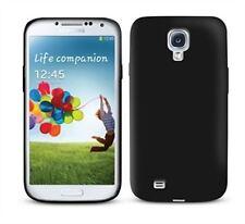 Gel Skin case for Samsung Galaxy S4 i9500 - Black
