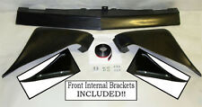 1979-1981 Pontiac Firebird TA Trans-Am 3 pc FRONT FENDER WHEEL FLARES SPOILERS