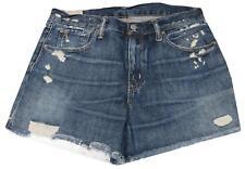 ed86946cc Polo Ralph Lauren Polo Womens Kylie Wash Crosby Denim Shorts Size 29
