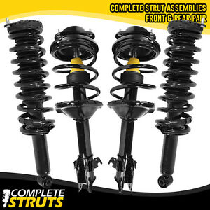 Complete Struts / Shocks & Coil Spring Assemblies for 2000-2004 Subaru Outback