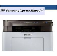 HP Samsung Xpress M2070W Multifunktion Laserdrucker Scanner Kopierer WLAN NFC d