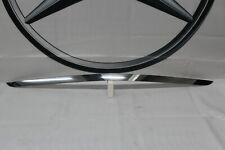 Genuine Mercedes-Benz C207 E-Class Coupe Boot Lid Chrome Trim A2077570089 NEW