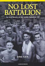 History of the 2/29th Battalion AIF Fall of Singapore POW Changi Thai Railway