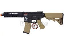G&G Black CQB-S Mini M4 M16 Metal Gearbox RIS RAS Electric AEG Airsoft Rifle Gun