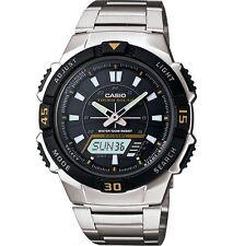 Casio AQS800WD-1E Men's Tough Solar World Time Alarm Chrono Ana-Digi Watch