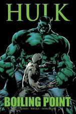 Incredible Hulk: Boiling Point by Bruce Jones Lee Weeks & Stuart Immonen HC 2012