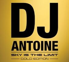 DJ ANTOINE - SKY IS THE LIMIT (GOLD EDITION) 3 CD NEUF