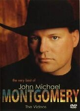 NEW The Very Best of John Michael Montgomery - The Videos (DVD)