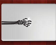 "Skeleton-Hand Decal Sticker Skin for Apple MacBook Air/Pro Laptop 13"" 15"" 17"""