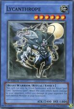 STON EN032 1ST ED 3X LYCANTHROPE COMMON CARDS