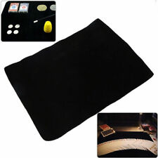 Close-Up  Trick Pad ians Mat Card Coin Stage Performance Prop Black