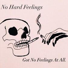 """No Feelings Love Sucks Hipster Art Cool 3"""" Sticker Skate Skull Skeleton Emo"""