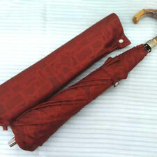 VIVIENNE WESTWOOD Folding Umbrella Red Color Accessory for Men from Japan Used