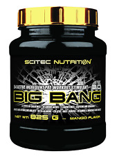 SCITEC Big Bang 3.0 + de 50 principes actifs : orange