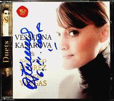 Kasarova SIGNED deuts Juan Diego Florez Ramon Vargas Eva Mei CD Rossini Bellini