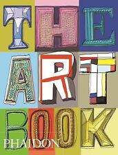 The Art Book: New Edition, Mini Format, , The Editors of Phaidon Press, Very Goo