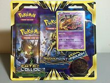 Pokemon Holo Giratina Blister Promo XY184 w/ 3 Booster Packs! New! Sealed!