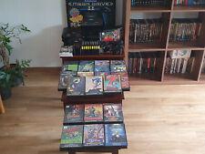 Sega Mega Drive + Mega CD + Spiele Sammlung riesig 35+ 4 Bonus Games