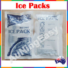 10 packs Instant Cold Compress Ice Packs Cold Packs No Refrigeration required