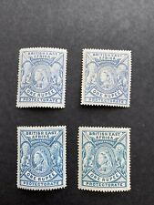 British East Africa 1897 Queen Victoria SG 92, SG 92a , MH Stamp