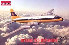 BRISTOL 175 BRITANNIA - Monarca Airlines SEÑALES #323 1/144 Roden