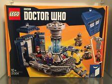 LEGO 21304 DR WHO DOCTOR TARDIS SET RETIRED