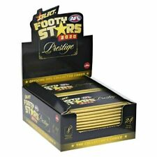 AFL Select Footy Stars PRESTIGE Factory Sealed Box 24 Packets