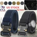 Mens Tactical Cobra Deduction Outside The Belt Nylon Outdoor Training Belt USA