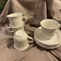 MIKASA FRENCH COUNTRYSIDE COFFEE CUP WHITE 4 available