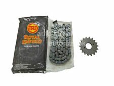 Genuine Royal Enfield Classic 500cc Model 102 Link Chain & 18T Front Sprocket