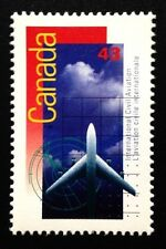 Canada #1528 MNH, United Nations International Civil Aviation Stamp 1994