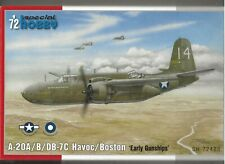 Special Hobby A-20A/B/DB-7C Havoc/ Boston 'Early Gunships'  in 1/72 423  ST