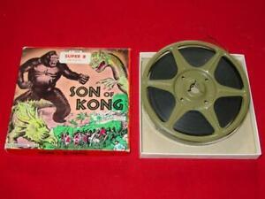 Ken Films - SON OF KONG - Super 8mm - #247 Vintage Movie Film - King Kong