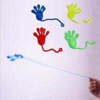 5PCS Kids Sticky Hands Palm Party Favor Toys Novelties Prizes Birthday Gift Toy
